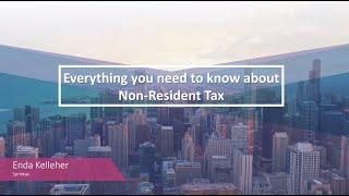 ISSO Tax Workshop for International Students & Scholars, 2019 Tax Returns