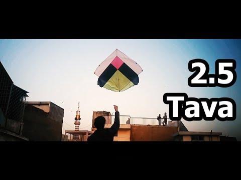 2 5 Tava Test Flight - KITES KORNER