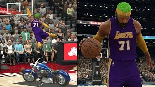NBA 2K17 MyCareer #20 - Dunk Contest