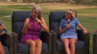 Talking Golf and Women empowerment