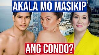 10 Pinaka Maganda na Condo Units ng mga Artista 2020