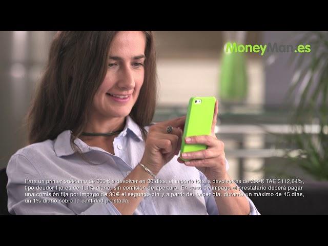 Publicidad para Moneyman