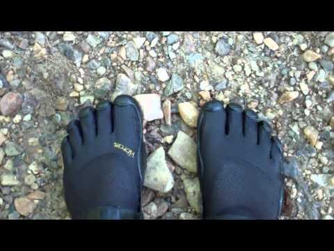 Von gribka auf den Nägeln der Beine die Instruktion