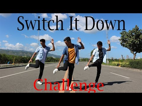Switch It Down Challenge - JI AR | Geldwyn Fisalbon Amigo