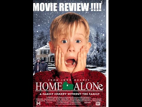 Home Alone (1990) Movie Review