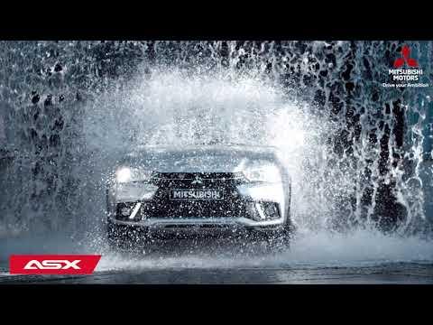 Mitsubishi  Outlander Кроссовер класса J - рекламное видео 3
