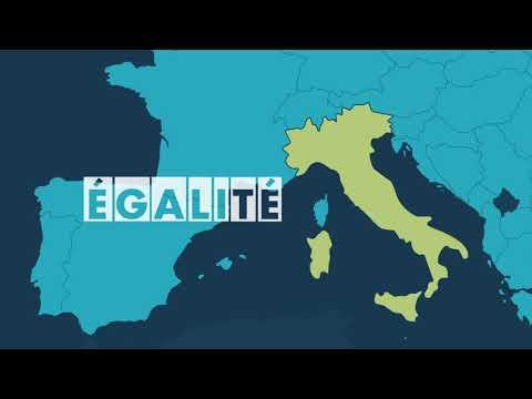 Égalité - Campagne du 70e anniversaire de la CEDH