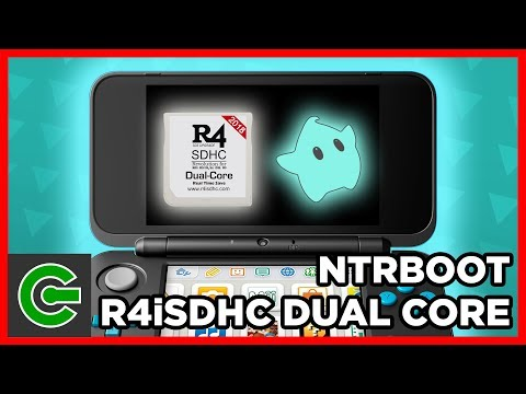 NINTENDO 3DS HACKED *** WELCOME TO THE DARKSIDE - Part 1