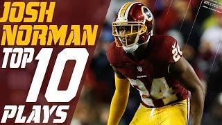 Josh Normans Top 10 Plays Of The <b>2016 </b>Season  NFL Highlights
