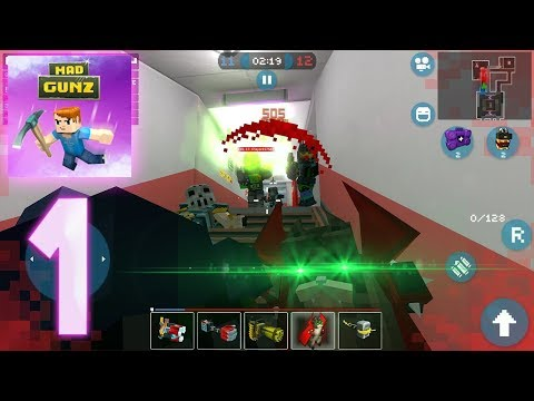 Mad GunZ - Gameplay Walkthrough Part 1 - im back to the game :3