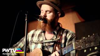 "Joe Purdy - ""Troubadour"" (Live)"