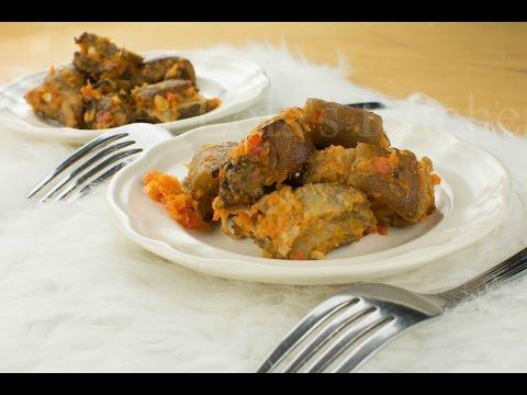 ASUN (NIGERIAN SMOKED GOAT MEAT) – Chef Lola's Kitchen