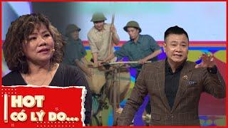 Ký Ức Vui Vẻ HOT Có Lý Do...  Tập 12: NSND Thanh Hoa, Tự Long xúc động nhớ về những ký ức thời chiến