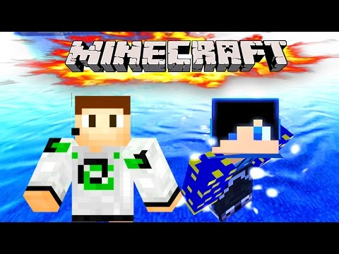 Minecraft Bridges!! TEAM RYAN IS BACK!! Minecraft With OpTicJ!