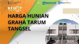 REHAT: Hunian Exclusive 'Smarthome' Graha Taruma Tangerang Selatan, Cek Harganya
