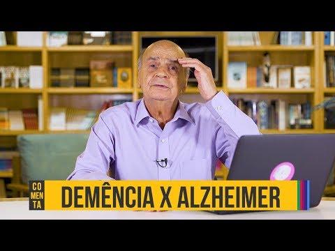 Demência e Mal de Alzheimer - qual a diferença?