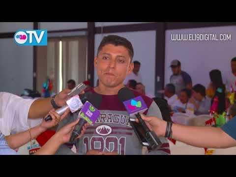 Juventud Sandinista rinde homenaje a los 23 jóvenes caídos en San José de las Mulas