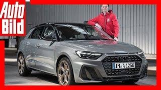 AudiA12018SitzprobeimneuenA1-Details/Review