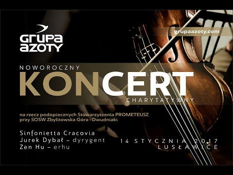 IV Noworoczny Charytatywny Koncert Grupy Azoty - zdjęcie
