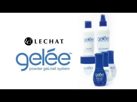 LeChat Gelee Powder Gel Nail System