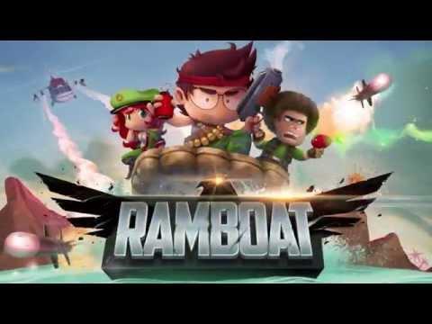 Vídeo do Ramboat: Shoot and Dash