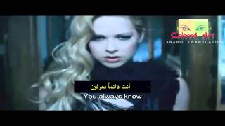 Avril Lavigne Let Me Go Ft Chad Kroeger (Official Video) مُترجم بالعربي
