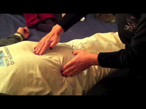 Finitura massaggiando la prostata