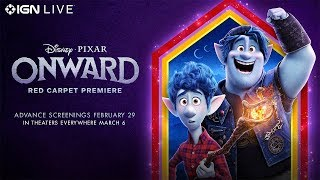 Live at the Onward World Premiere