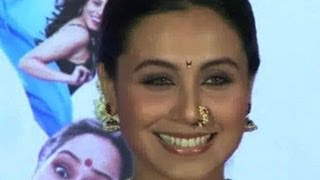 Rani Mukerji's lead role in Aiyyaa