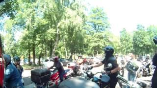 preview picture of video 'Aggteleki motoros túra 2014'