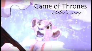 Animash//Talia's song from Telltales Game of Thrones