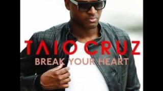 Taio Cruz   Break Your Heart (Instrumental)