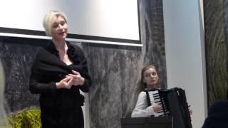 preview picture of video 'Poprad 24 - Výročie osvienčimského transportu v poeticko-hudobnom spracovaní'