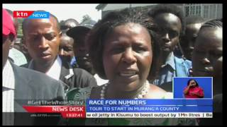 Bomet MPS start mobilising residents to come out and register as voters