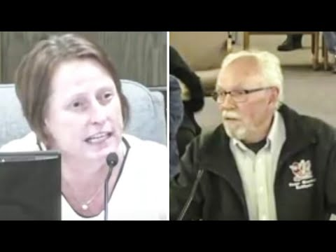 LGBTQ Councilwoman SHREDS Anti-Gay Citizen