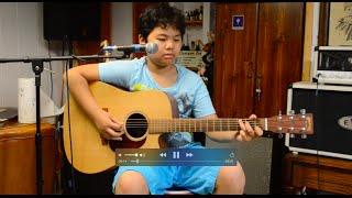"""Scorpions """"Always Somewhere"""" Cover By Dylan Taganas"""