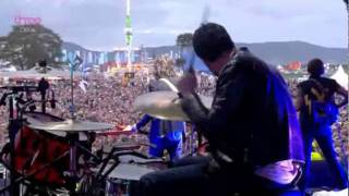 The Strokes Under Cover of Darkness Live at T in the Park 2011