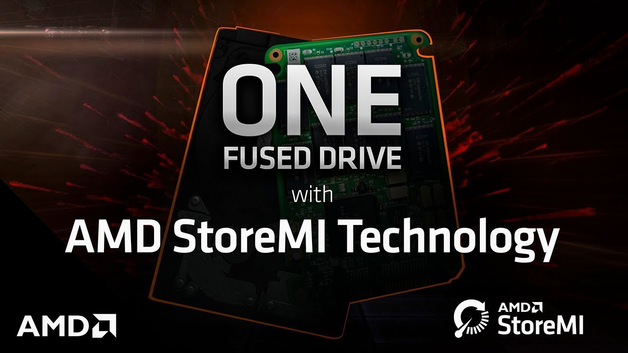 amd storemi software is only free with 400 series chipset based motherboards  [ 1280 x 720 Pixel ]