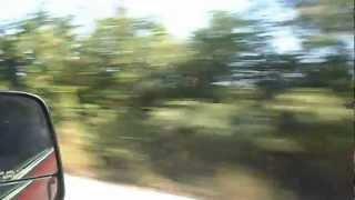 preview picture of video 'SAM_3086 pa`Jonuta señor ! por tierra es mejor ...'