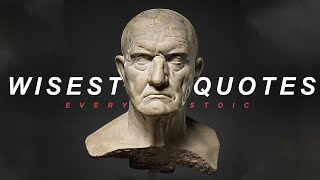 WORDS OF WISDOM - Wise Stoic Quotes