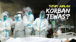 Diduga Tutupi Jumlah Korban Tewas Sebenarnya akibat Virus Corona, China Tuai Kritikan Internasional