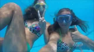 July 2016 - Underwater w/ a GoPro!