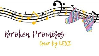Cover to Broken Promises by 3LW