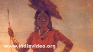 Bhill Woman by Raja Ravi Varma