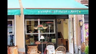 The One With the FRIENDS Central Perk Coffee Shop (Bulgaria)