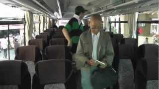 第5回福島バスまつり福島観光自動車セレガ