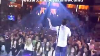 Mehmet Çelik Trompet Yalın  Sonsuz Ol  Beyaz Show 9 Mart 2012