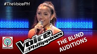 "The Voice of the Philippines Blind Audition ""Ikaw"" by Demie Fresco (Season 2)"