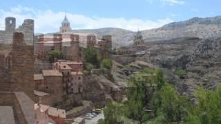 preview picture of video 'ALBARRACIN (TERUEL)'