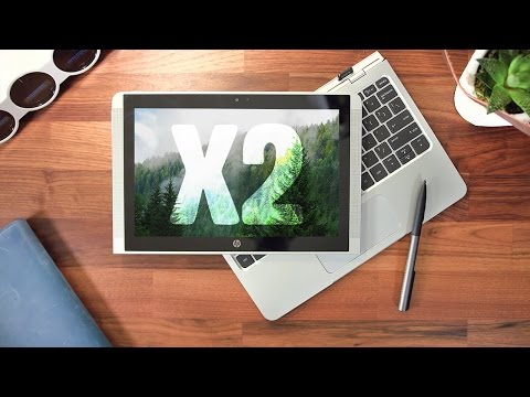 HP X2 Review - Best 2-in-1 Laptop / Tablet for Students